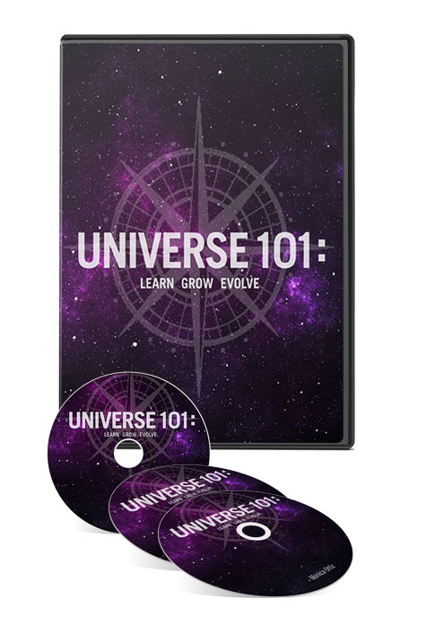 Universe 101 Learn Grow Evolve Workbook mp3 only